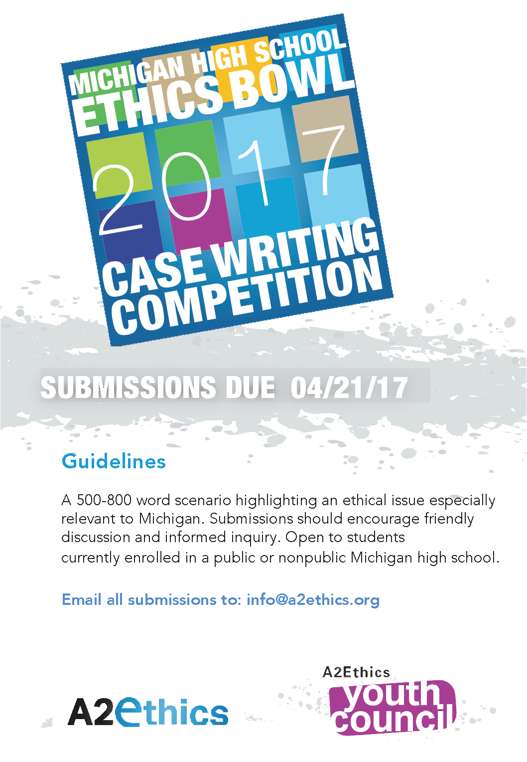 conduct essay competition