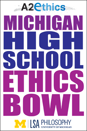 Michigan High School Ethics Bowl