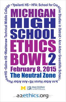 High School Ethics Bowl